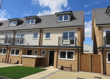 Thumbnail 4 bed end terrace house for sale in Schoolfield Road, West Thurrock