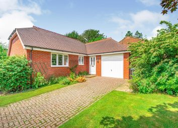 Thumbnail 3 bed detached bungalow for sale in The Meadow, Copthorne, Crawley