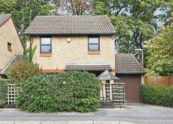 Thumbnail 3 bedroom detached house for sale in Fisher Close, Hersham, Walton-On-Thames, Surrey