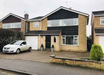 Thumbnail 4 bed detached house for sale in Rochester Way, Twyford, Banbury