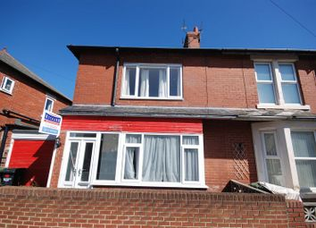 Thumbnail 2 bedroom semi-detached house for sale in Westfield Crescent, Newbiggin-By-The-Sea