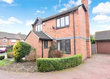 Thumbnail 4 bed detached house for sale in Hasted Close, Greenhithe, Kent