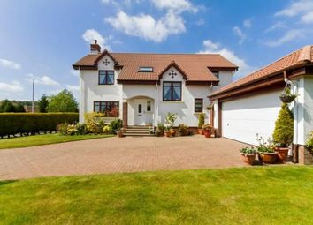 Thumbnail 4 bed detached house for sale in Newton Grove, Newton Mearns, Glasgow, East Renfrewshire