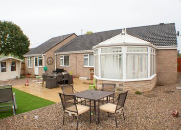 Thumbnail 4 bed bungalow for sale in Lowther Drive, Newton Aycliffe