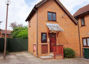 Thumbnail 1 bedroom semi-detached house for sale in Khasiaberry, Walnut Tree, Milton Keynes