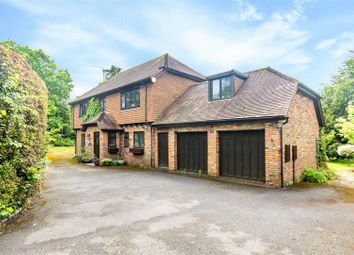 Thumbnail 4 bed detached house for sale in Buckham Thorns Road, Westerham