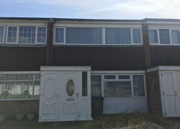 Thumbnail 3 bed terraced house for sale in Culford Drive, Bartley Green, Birmingham