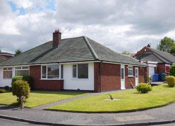 Thumbnail 2 bed bungalow for sale in Heyes Drive, Lymm, Cheshire