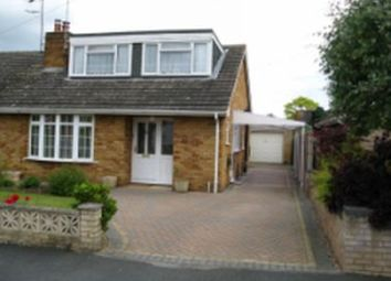 Thumbnail 3 bed semi-detached bungalow for sale in Lucerne Close, Northwick, Worcester