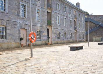 Thumbnail 2 bed flat for sale in 10 Royal William Yard, Plymouth
