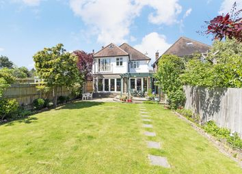 Thumbnail 5 bed detached house for sale in Coombe Gardens, London