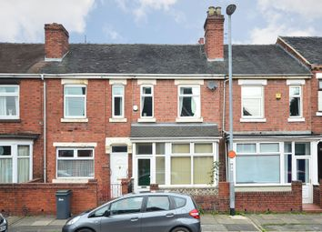 Thumbnail 3 bedroom terraced house for sale in Smithpool Road, Fenton, Stoke-On-Trent