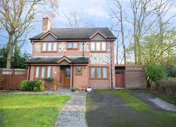 Thumbnail 4 bed detached house for sale in Ironbridge Crescent, Park Gate, Southampton