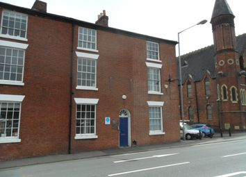 Thumbnail Office for sale in Holywell Street, Chesterfield