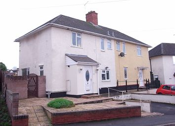 Thumbnail 3 bed semi-detached house for sale in Oatleys Crescent, Ledbury