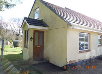 Thumbnail 1 bed detached house to rent in Powells Way, Dunkeswell