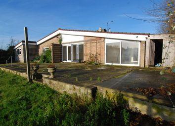 Thumbnail 4 bed detached bungalow for sale in Devizes Road, Semington, Trowbridge