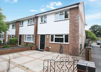 Thumbnail 3 bed end terrace house for sale in Tickleford Drive, Southampton