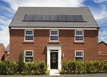 """Thumbnail 4 bed detached house for sale in """"Cornell"""" at Kielder Gardens, Leyland"""