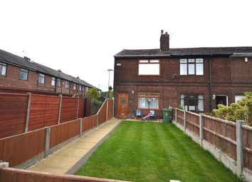Thumbnail 3 bed terraced house for sale in Overton Street, Leigh