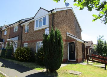 Thumbnail 1 bedroom end terrace house to rent in Springford Gardens, Southampton