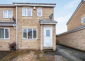 Thumbnail 2 bed semi-detached house for sale in Farnaby Drive, Sheffield