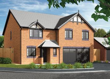 Thumbnail 5 bed detached house for sale in Forge Lane, Congleton