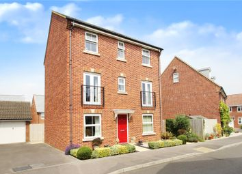Thumbnail 4 bed detached house for sale in Hollist Chase, Wick, Littlehampton