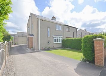 Thumbnail 3 bedroom semi-detached house for sale in Whitehaven Road, Cleator Moor