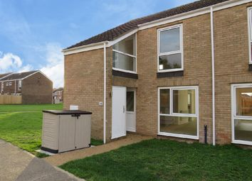 Thumbnail 2 bedroom end terrace house for sale in Whitewood Walk, Raf Lakenheath, Brandon