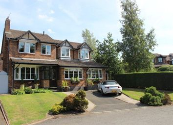 5 bed detached house for sale in Riverbank Way, Shirebrook, Glossop SK13