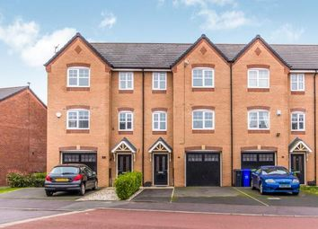 Thumbnail 4 bedroom terraced house for sale in Cotton Mills Drive, Hyde, Greater Manchester