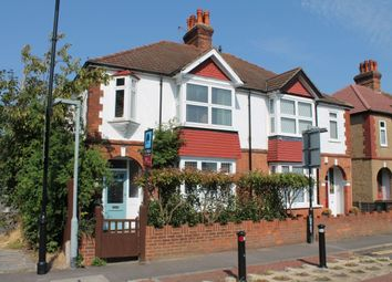 Thumbnail 4 bed semi-detached house for sale in Park Road, Cheam, Sutton
