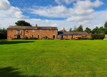 Thumbnail 4 bed barn conversion for sale in Lutterworth Road, Shelford, Hinckley, Leicestershire