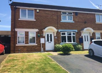 Thumbnail 2 bed terraced house to rent in Princethorpe Close, Shard End, Birmingham