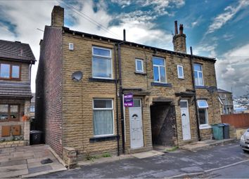 Thumbnail 1 bed end terrace house for sale in John Street, Bradford