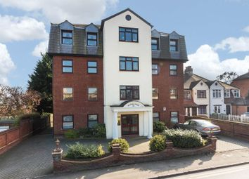 Thumbnail 3 bed flat for sale in Manor Court, Manor Road, Chigwell