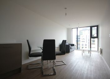 Thumbnail 1 bed flat for sale in The Bank, Sheepcote Street, Birmingham