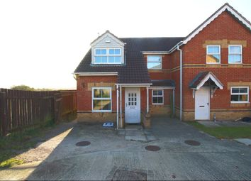 Thumbnail 3 bed property for sale in Piperwell Close, Heckmondwike