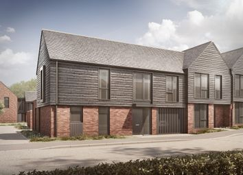 Thumbnail 3 bed end terrace house for sale in Pompadour At Channels, Little Waltham, Chelmsford
