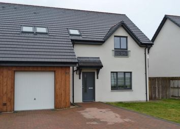 Thumbnail 3 bed property for sale in 6 Riddock Gardens, Forres