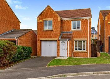 Thumbnail 3 bed detached house for sale in Pinewood Close, Darlington, Co Durham