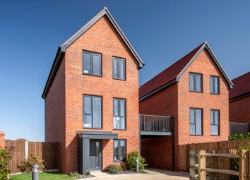 "Thumbnail 3 bed detached house for sale in ""Bay"" at Hedgers Way, Kingsnorth, Ashford"