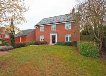 Thumbnail 4 bedroom detached house to rent in Meadow Lane, Newmarket