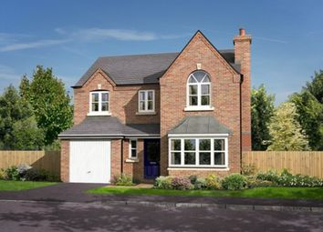 Thumbnail 4 bed detached house for sale in Liverpool Road, Upton, Chester