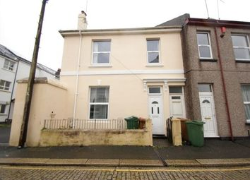 Thumbnail 3 bedroom end terrace house for sale in Gascoyne Place, Plymouth, Devon
