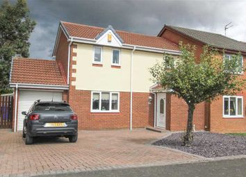 Thumbnail 3 bed semi-detached house for sale in Delamere Crescent, Hartford Dale, Cramlington