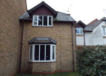 Thumbnail 2 bed property to rent in Carvers Croft, Woolmer Green, Knebworth