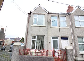 Thumbnail 3 bed end terrace house for sale in Shakespeare Avenue, Milford Haven, Pembrokeshire.