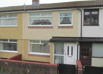 Thumbnail 3 bed terraced house for sale in Tan Y Bryn, Rhymney, Tredegar